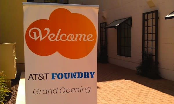 AT&T Foundry innovation center opens its doors in Palo Alto to help devs do what they do