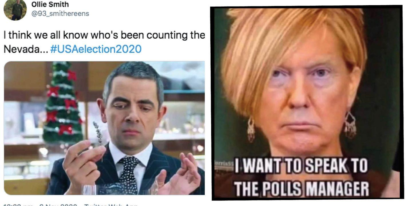 The Best Memes To Sum Up The Perplexing Nature Of The Us Presidential Election