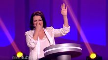 Silvia Abril debuta en la televisión americana colándose en el programa de Ellen DeGeneres