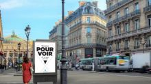 Clear Channel wins the City of Paris street furniture contract
