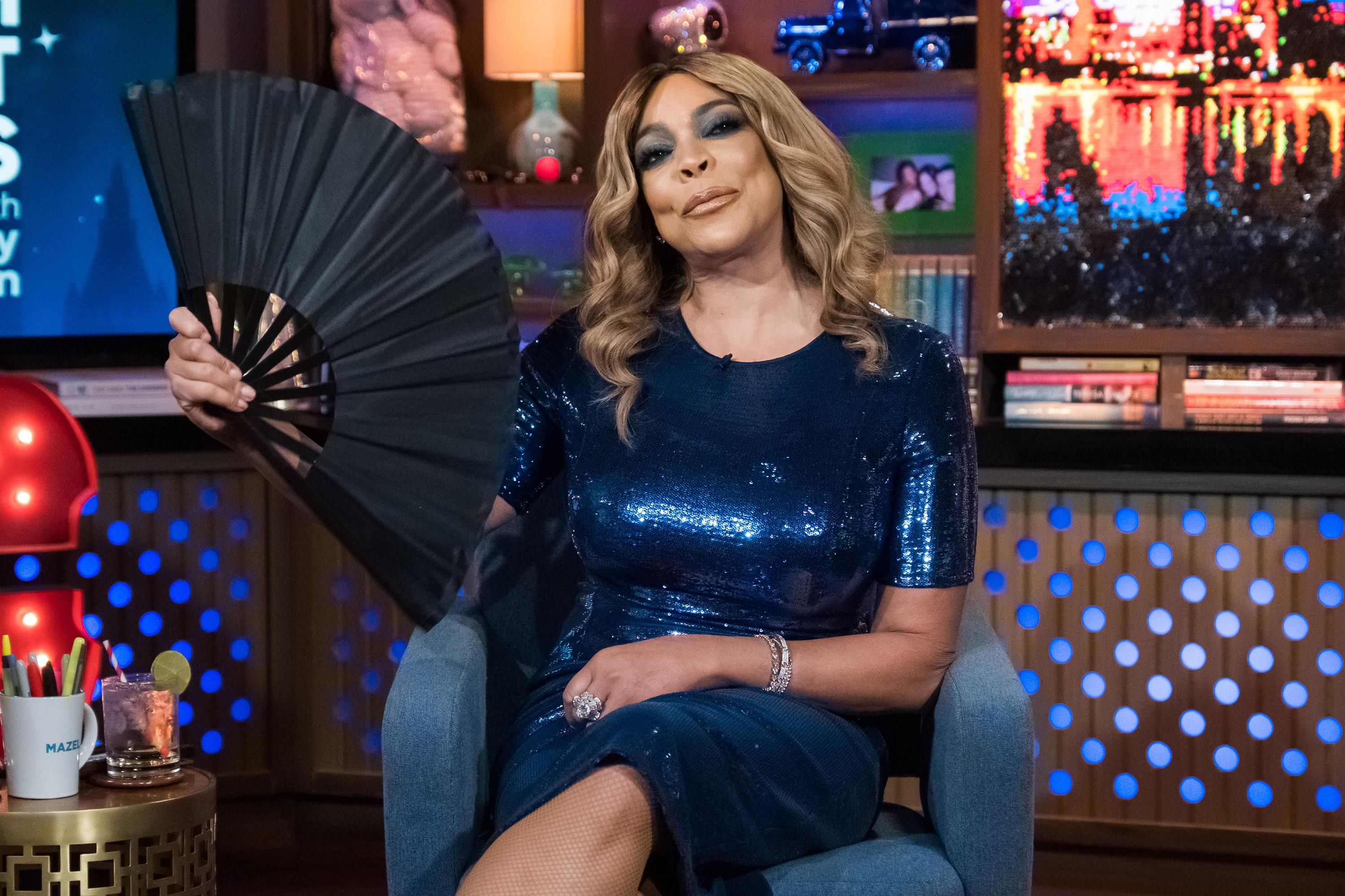 Wendy Williams goes off on audience member after phone rings: 'Get out!'