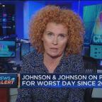 Reuters' Lisa Girion details her report on Johnson & John...