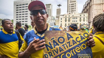 Correios planejam nova greve para 18 de março