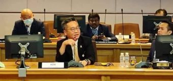 Report: Teratai rep Bryan Lai quits DAP over personal issue, turns Pakatan-friendly independent