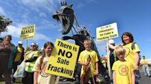 Village fracking a no-go, warns Lord Howell