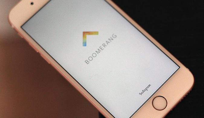 Instagram's Boomerang app lets you shoot 1-second video loops