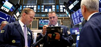 Wall Street rises, led by tech and materials