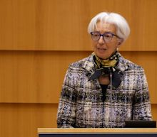 Lagarde Sees Limited U.S. Inflation Spillovers to Euro Area