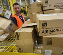 Today's charts: Amazon pricing under scrutiny; GE shares hit 19-month low; eBay falls