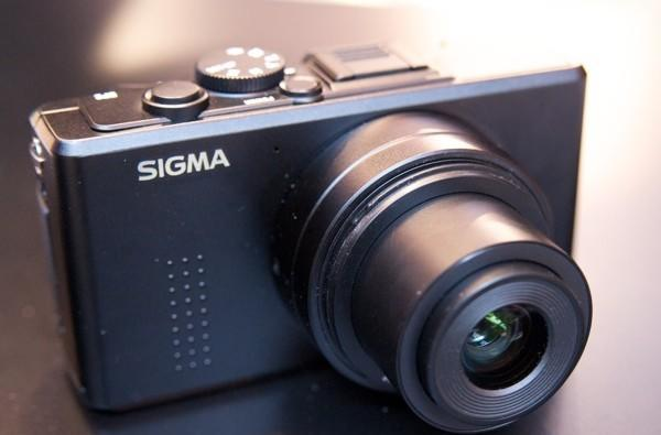 Sigma DP2 shows itself in pre-production form