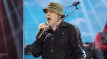 See reunited New Radicals perform 'You Get What You Give' for Joe Biden's inauguration