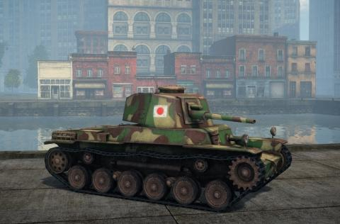 World of Tanks welcomes Japan to the fight