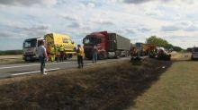 Ce que l'on sait de l'accident de la route qui a coûté la vie à quatre enfants dans l'Aisne