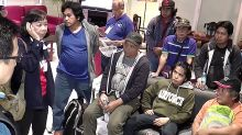 15 Filipino seafarers return home after being stranded in India for 5 months