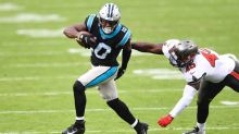 Replacing Curtis Samuel? What's next for Panthers receivers if he moves on
