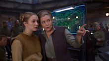 How J.J. Abrams brought Carrie Fisher back for pivotal role in 'Star Wars: The Rise of the Skywalker'