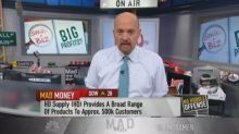 Cramer finds ways to invest in the rise of small business...