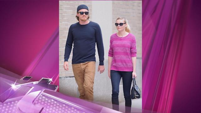 Entertainment News Pop: Kirsten Dunst and Garrett Hedlund Team up for Quirky Fashion Shoot
