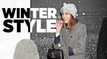 How To Dress Like Your Favorite Stylish Celeb In the Winter