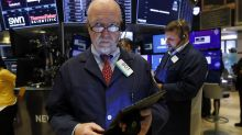 US stocks move broadly higher; Dow jumps over 450 points