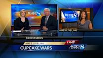 Iowa bakers face off in 'Cupcake Wars'