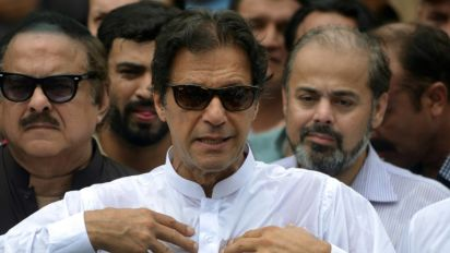Batting for ballots: Imran Khan and other sports stars turned politicians