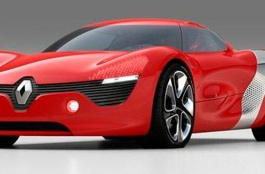 Renault DeZir recharges while you stare, not while you wait