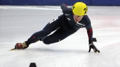 Going for the Gold: JR Celski