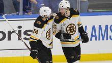 NHL Rumors: Bruins 'listening' on possible Jake DeBrusk, Brandon Carlo trades