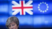 Dudas sobre el Brexit hacen mella en la economía británica
