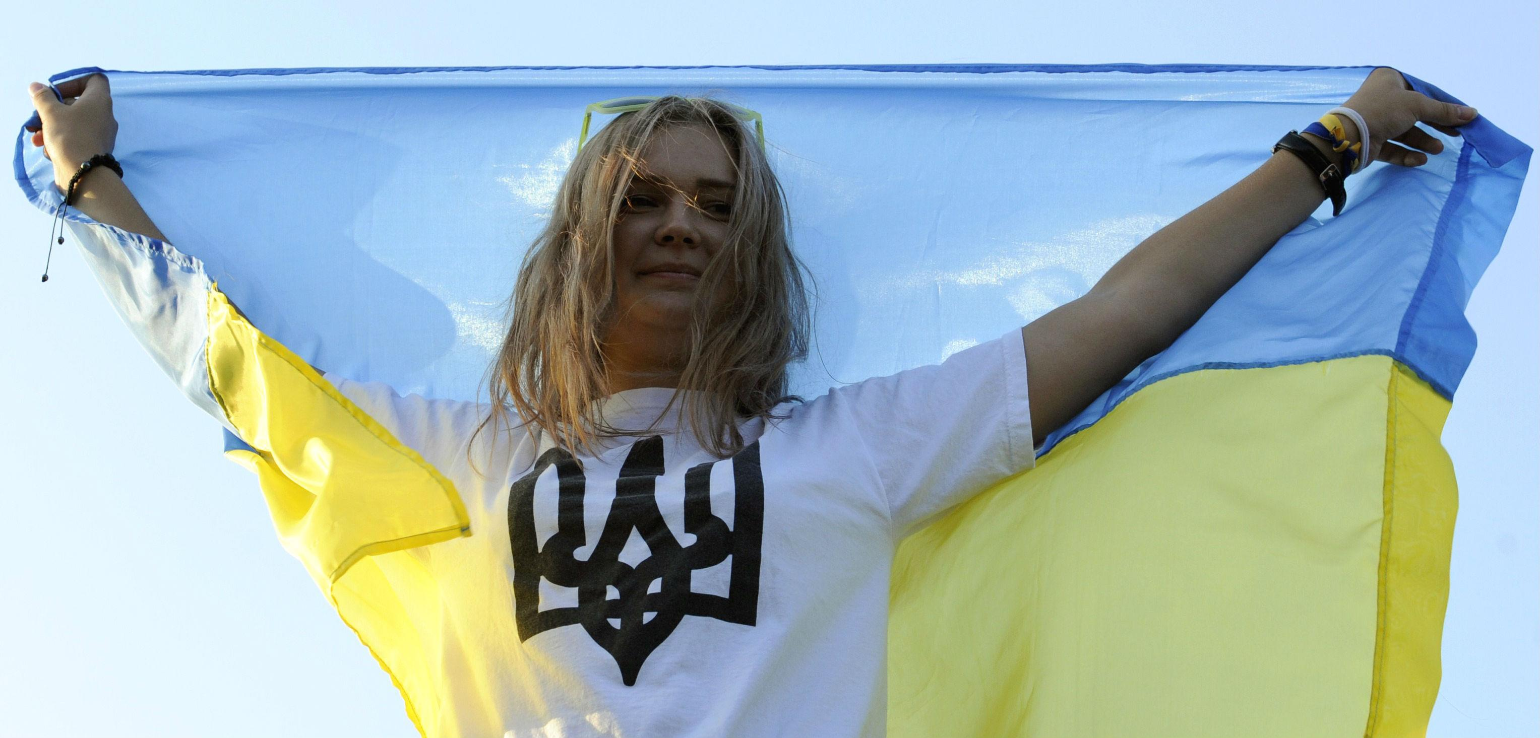 Ukraine's Women Are Kicking Ass and Taking Names