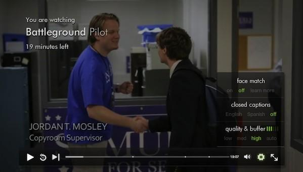 Hulu rolls out a simplified player UI for the web, takes a few cues from mobile