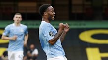 Watford 0-4 Manchester City: Sterling at the double as Foster limits Pep's men to four