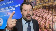 "Salvini: ""Promesse Europa? Italiani come San Tommaso"""