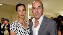 Matt Lauer Has Agreed to Pay Annette Roque $20 Million in Divorce Settlement, Source Says