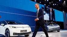 Volkswagen rebrands and wheels out its new mass-market car