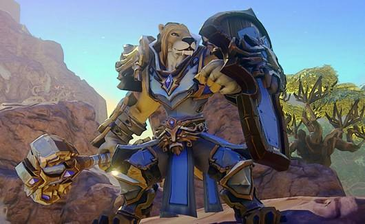 EverQuest Next groups will function without 'the stereotypical tank'