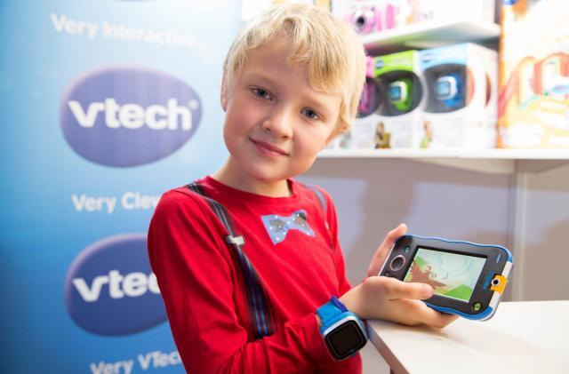 Vtech settles FTC lawsuit over children's data privacy