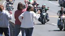 Motorcyclists From Across The Country Ride For Sandy Hook