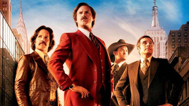 Preview Of Hollywood Movie Anchorman 2 The Legend Continues
