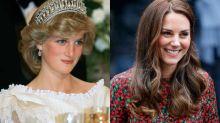高貴典雅的氣質!凱特皇妃戴上了 Princess Diana 生前摰愛的后冠