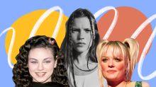 5 penteados dos anos 90 que você vai querer usar de novo
