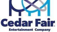 Cedar Fair Reports 2021 First Quarter Results