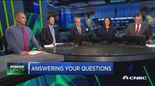 Ask the traders: Long-term plays, financials and more