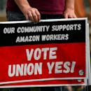 Amazon workers' fight to unionize far from over