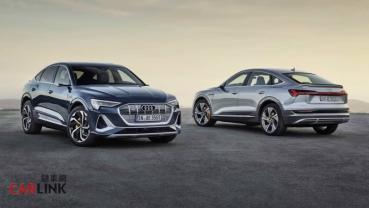最親民的豪華純電SUV報到,Audi e-tron/e-tron Sportback 289萬起預售