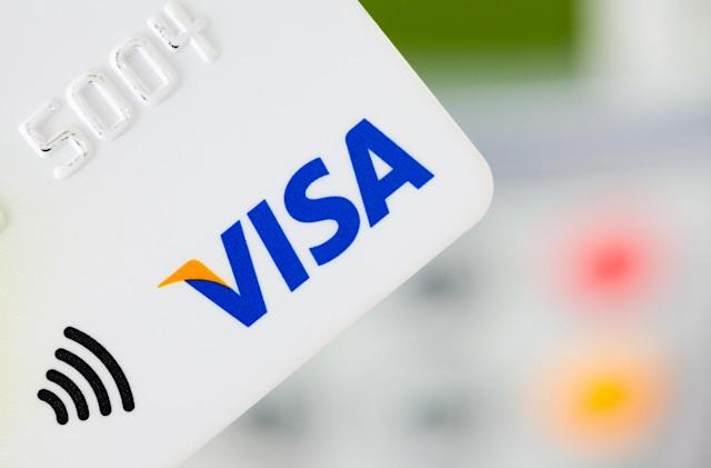 Visa reveals its stake in rival Square (updated)