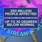 Arctic blast could cause coldest Veterans Day ever to hit Minneapolis and Chicago