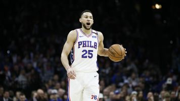 Report: Ben Simmons has nerve problem in back