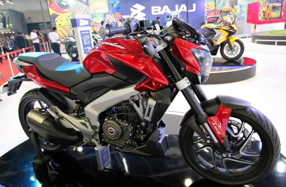 Bajaj Pulsar Vs400 Here Is Everything You Need To Know